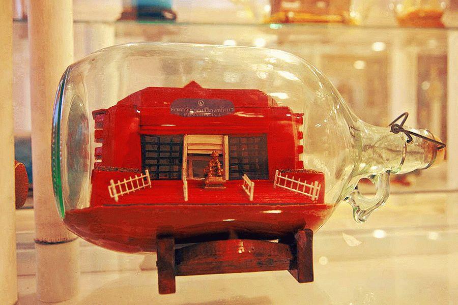 Музей бутилак в Патаййе