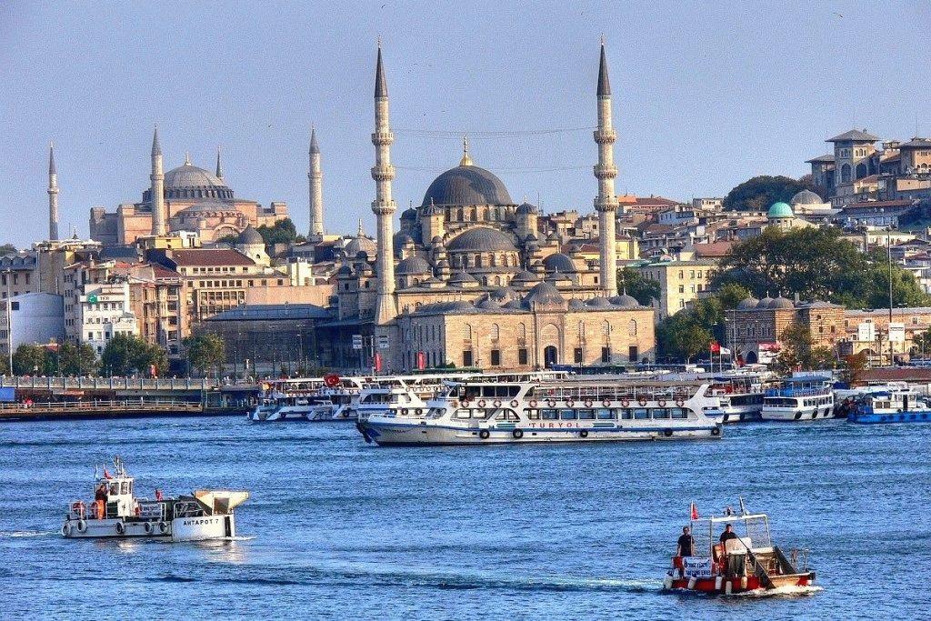 Достопримечательности города Стамбул