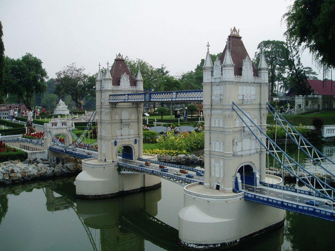 парк мини-сиам