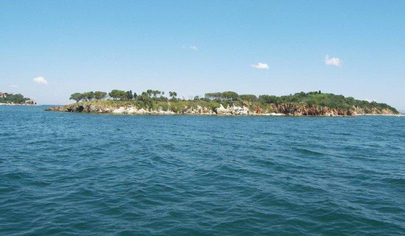 Мраморное море турции - остров Мармара