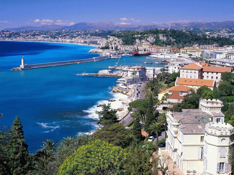 курорты Средиземного моря