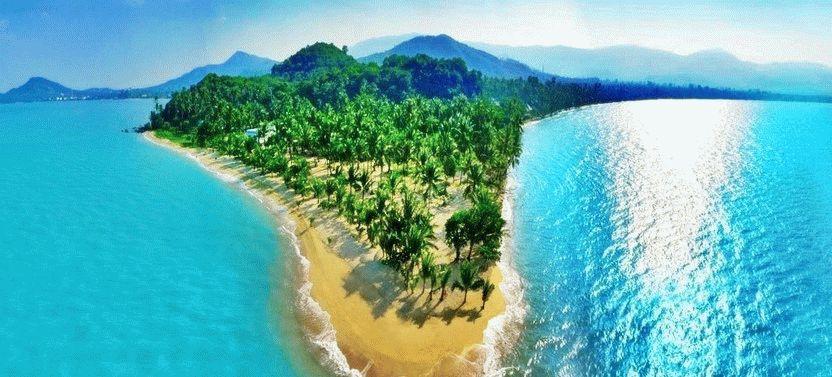 Остров Тайланда
