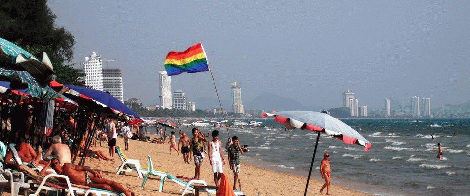 Пляж Донгтан Бич