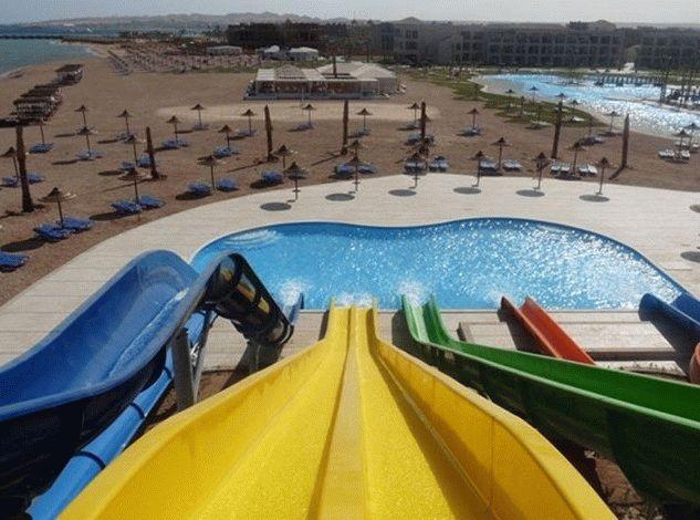 Iberotel Aquamarine 5* (аквапарк)