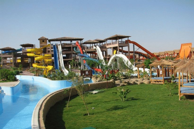 Albatros Jungle Aqua Park (аквапарк)