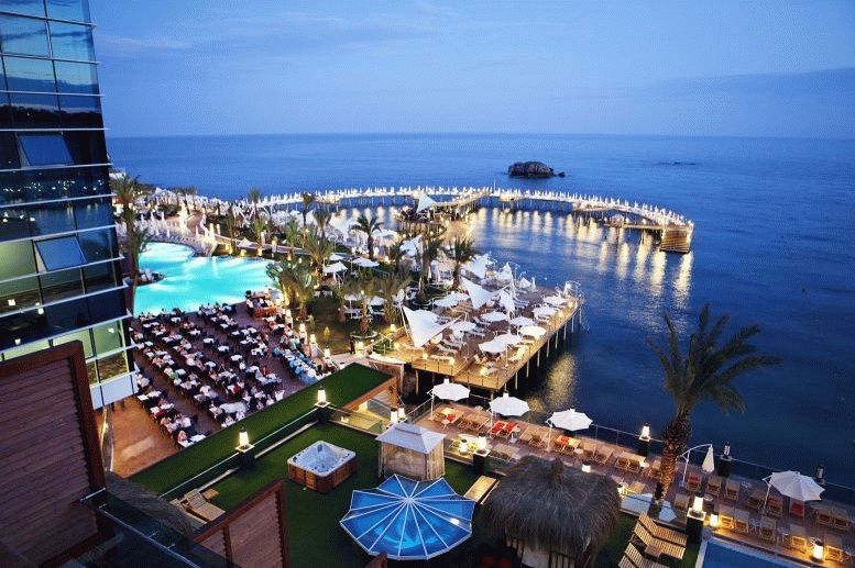 «GRANADA LUXURY RESORT & SPA» 5*