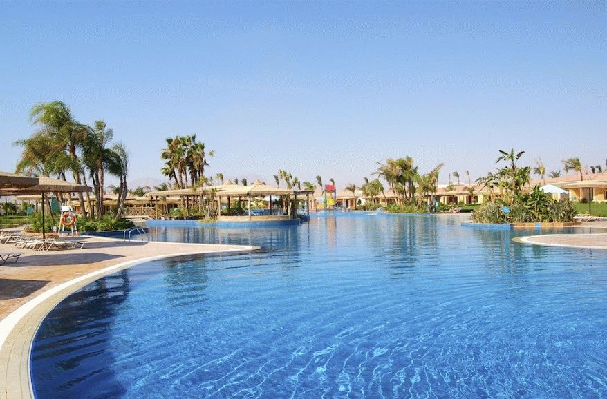 «MAJESTY CLUB OASIS BEACH» 4*