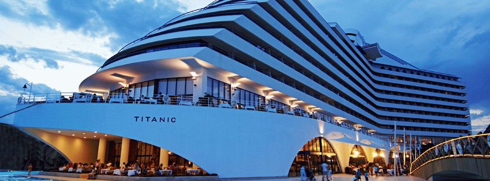 Отель Titanic Beach & Resort 5
