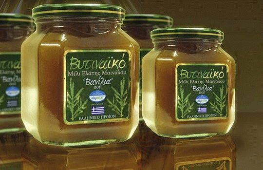 Сосновый мед (Турция)