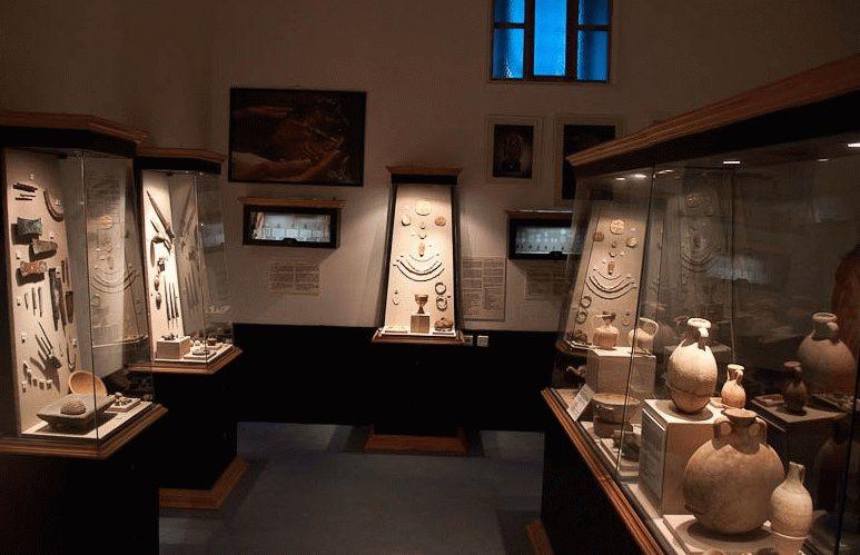 музей подводной археологии (Бодрум)