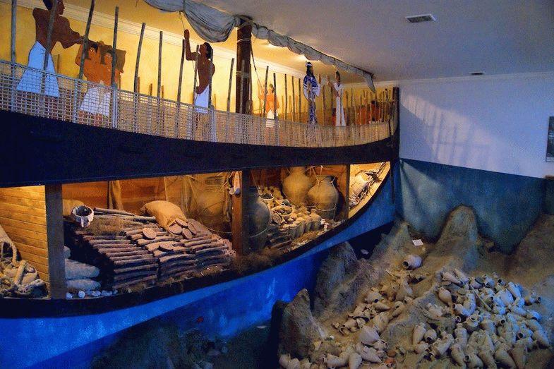 музей подводной археологии (Бодрум)1