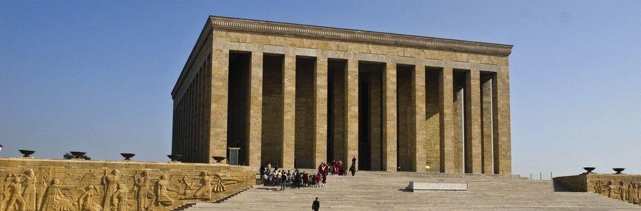 Мавзолей Ататюрка (Анкара)