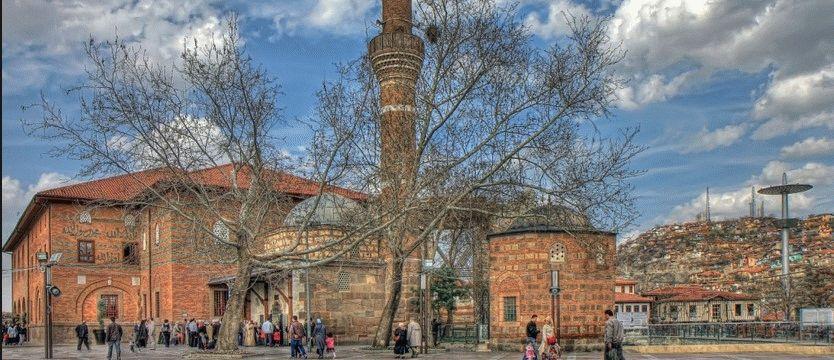 Мечеть Хаджи-Байрам (Анкара)