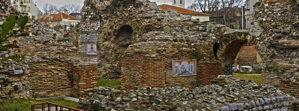 Римские бани (Анкара)