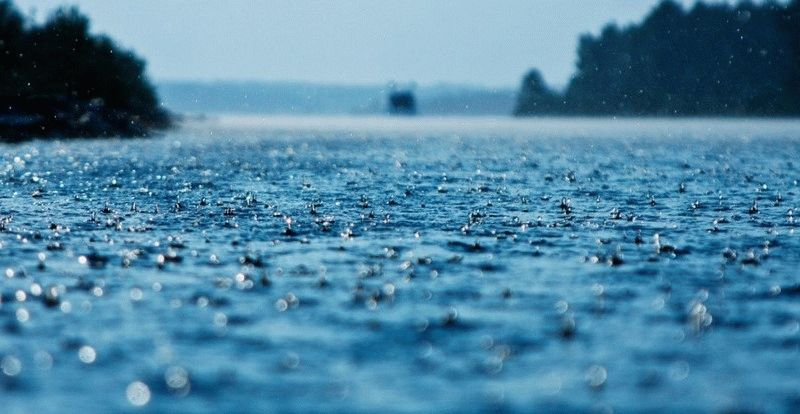 Сезон дождей в Таиланде