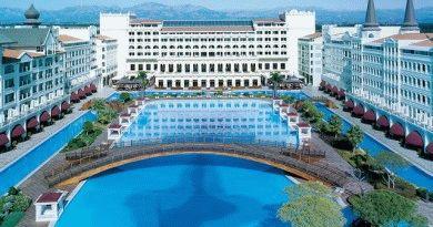 отели Турции