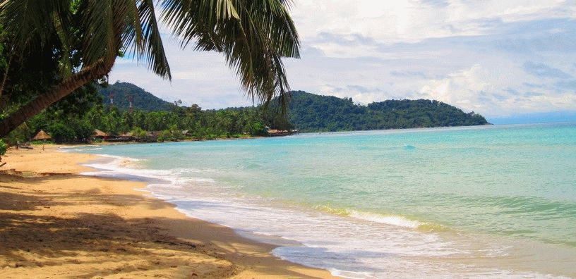 Какое море в Тайланде?