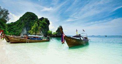 Сезоны в Тайланде