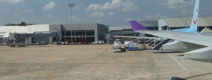 Аэропорт Краби