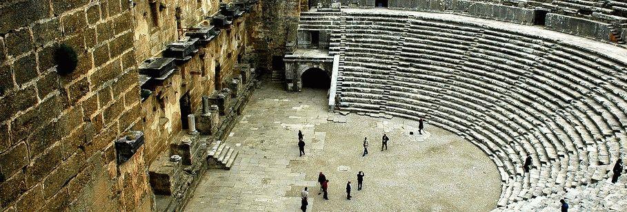 Экскурсии в Турции - Аспендос