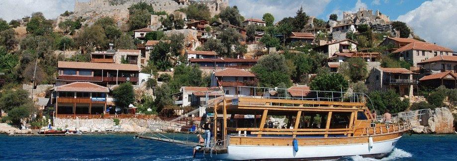 Экскурсии в Турции - Демре-Мира-Кикова