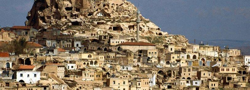 Экскурсии в Турции - Каппадокия