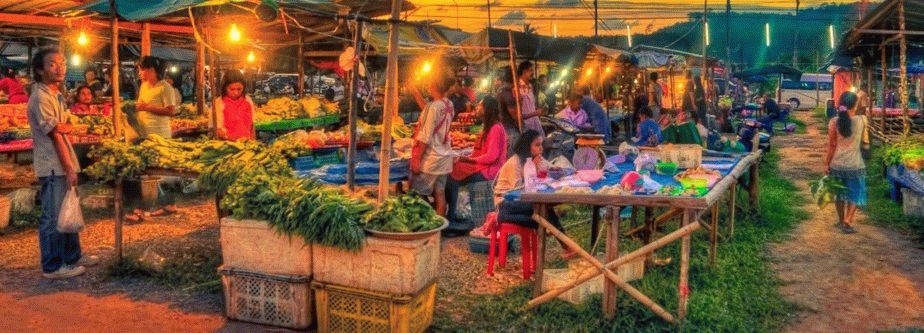 Рынок Wat Karon