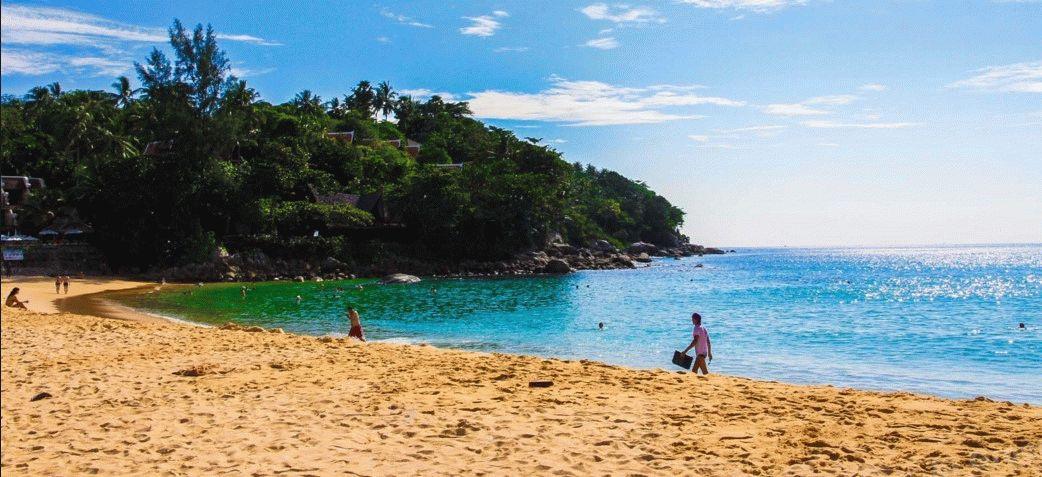 пляж карон5