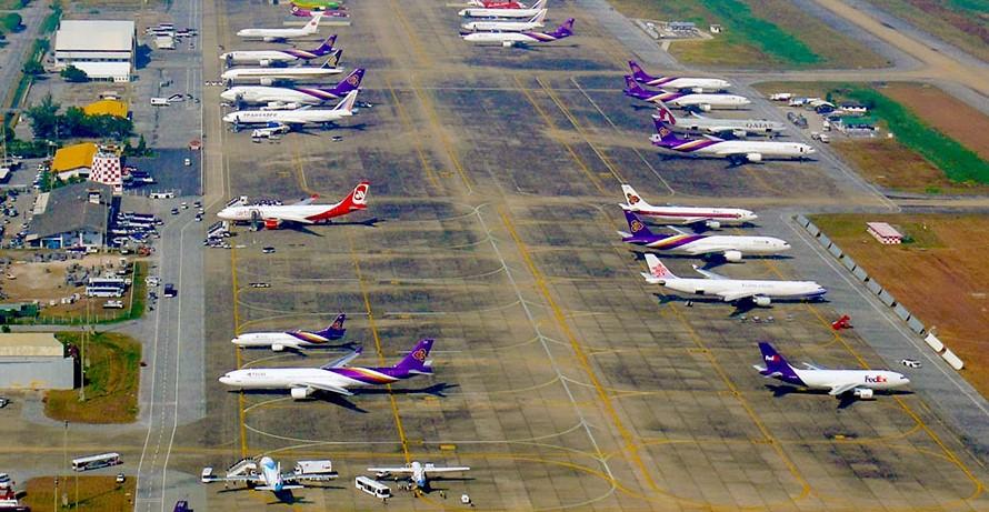 аэропорт У-Тапао в Паттайе