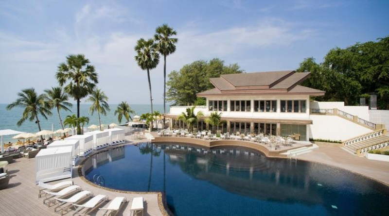 Pullman Pattaya Hotel G 5 звезд