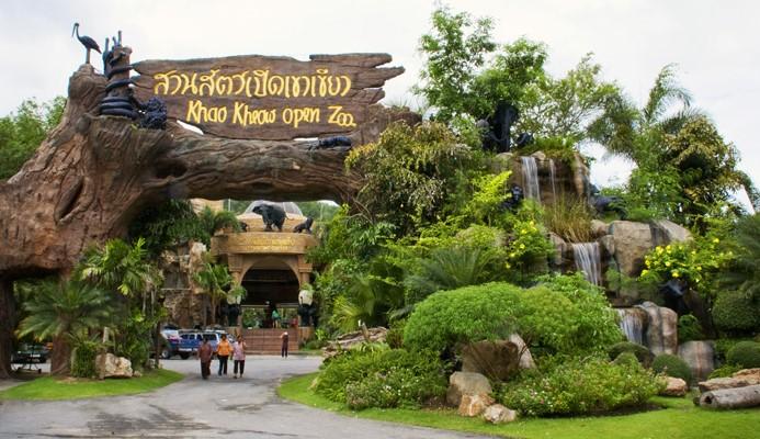 Кхао Кхео зоопарк в Паттайе
