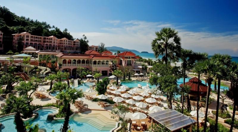 Лучшие отели Пхукета с собственным пляжем