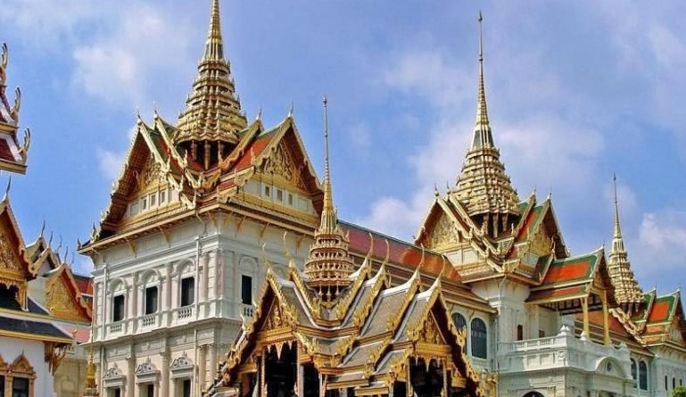 Мраморный Храм - Бангкок