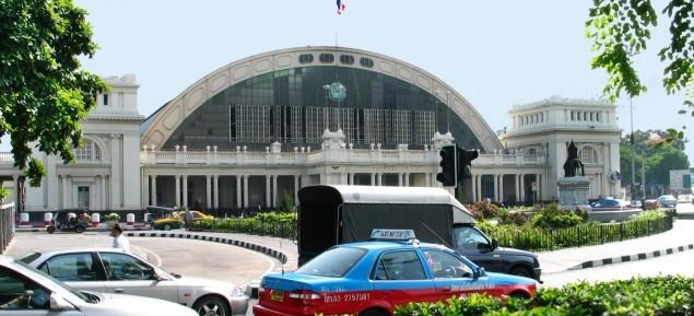вокзал Хуа Лампхонг Бангкок