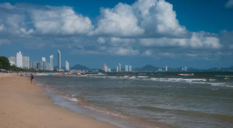 пляж Донгтан