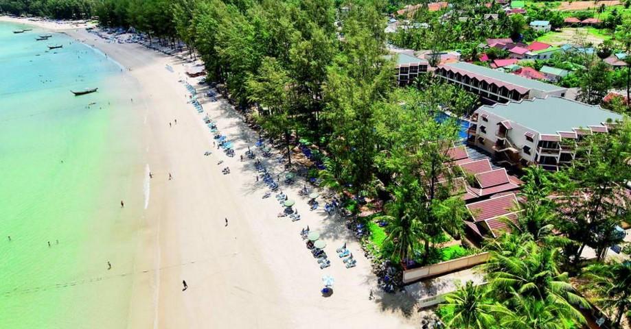 Отдых на пляжах Тайланда в июле