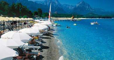 Отдых в Турции в июне