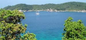 Симиланские острова на Пхукете