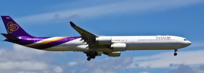 Полёт с пересадками на Пхукете