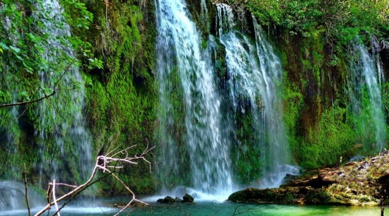 Водопад Дюден в Турции