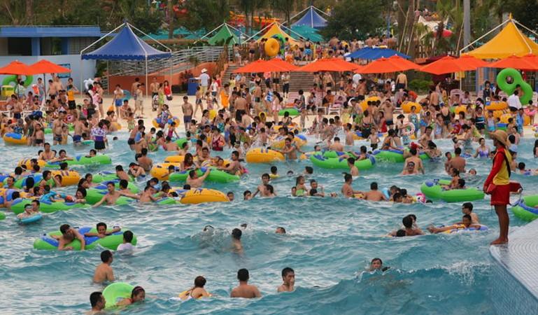 аквапарки Паттайи