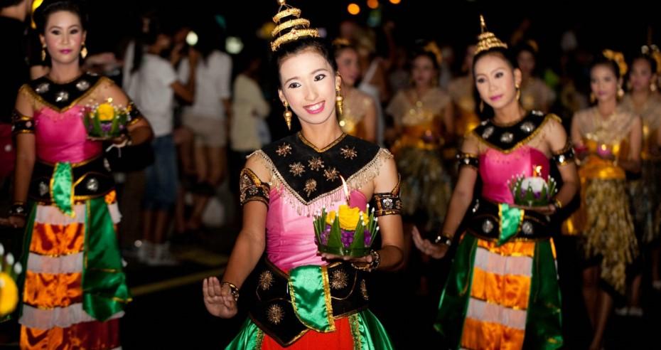 фестивали фруктов в Тайланде