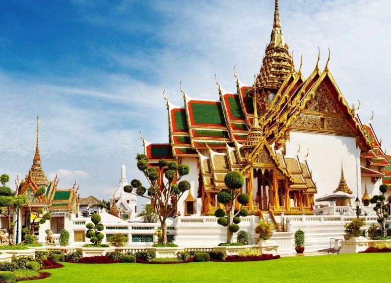исторические памятники Таиланда
