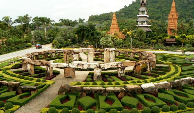 тропический сад «Нонг Нуч»