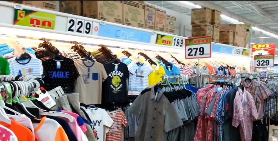 Сколько стоит одежда в Паттайе
