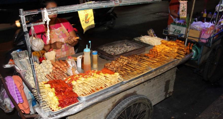 Цены на продукты в Паттайе в макашницах
