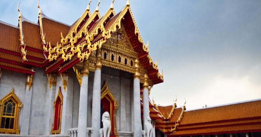 Храм Ват Сутхат - Бангкок