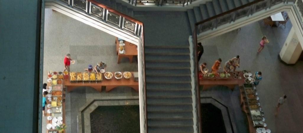 Отель Паттайя Парк 3 - питание