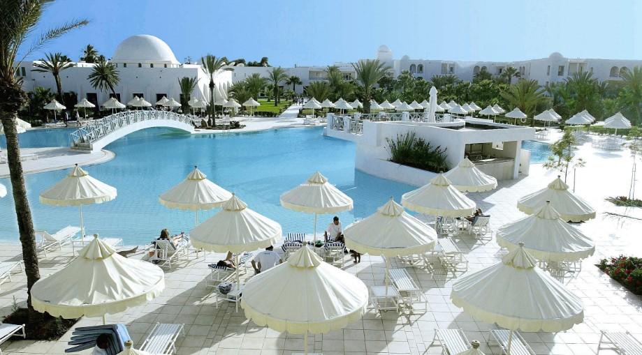 тунис курорт остров джерба