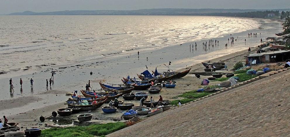 Фантхьет - пляж Муй Не